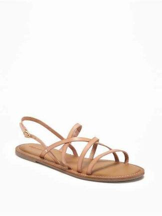 Strappy Slide Sandal from Old Navy